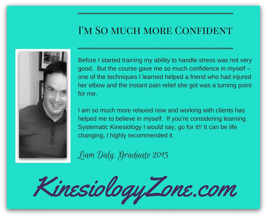 Systematic Kinesiology student feedback