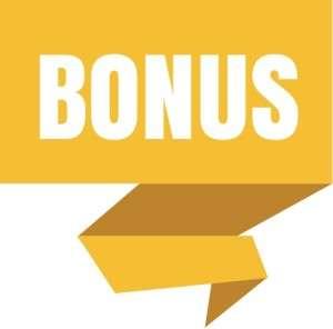 Bonus wbg
