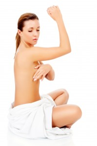 Examination Breasts Against Cancer Threat