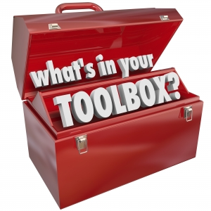 What in your holistic toolbox?