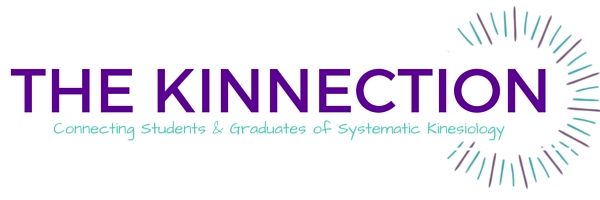 The Kinnection - Systematic Kinesiology - KinesiologyZone Newsletter