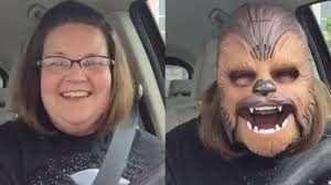 Chewbacca Mom, Joy, Kinesiology