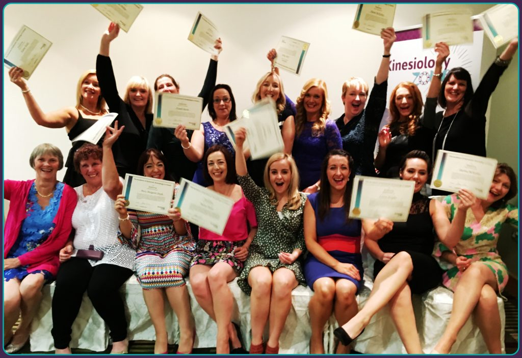 KinesiologyZone Diploma Class of 2017