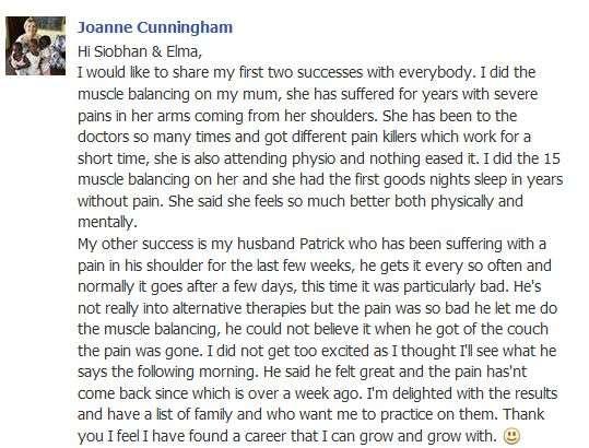 Joanne Case Study