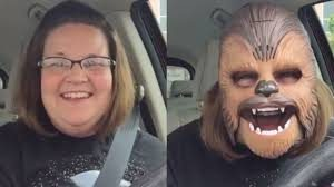 Chewbacca Mom, Joy, Kinesiology