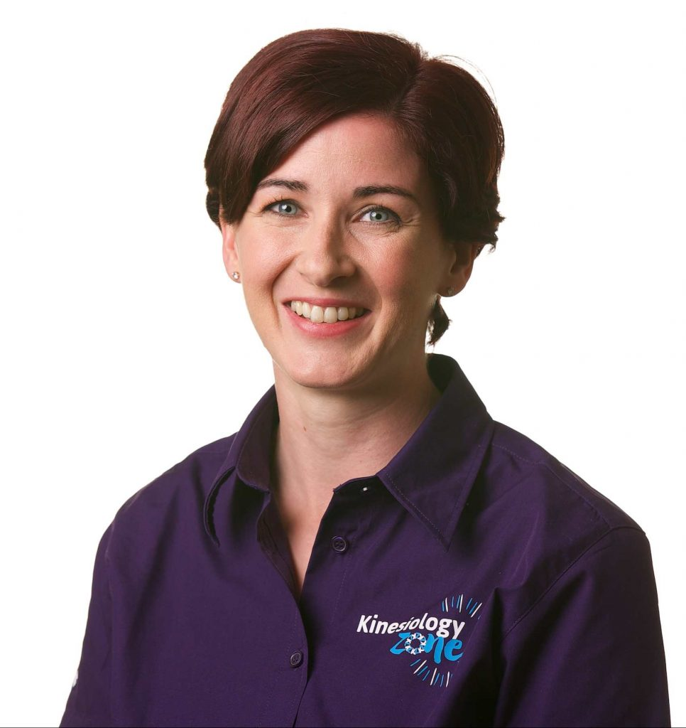 Margaret Fitzgibbon, physiotherapist and Systematic Kinesiologist
